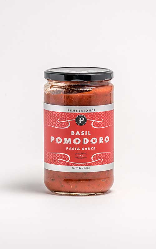 Basil Pomodoro Pasta Sauce
