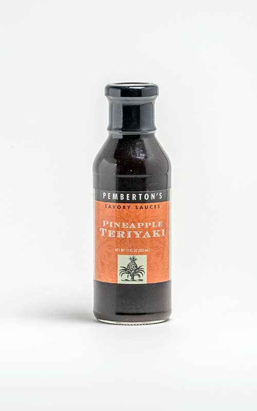 Pineapple Teriyaki Sauce