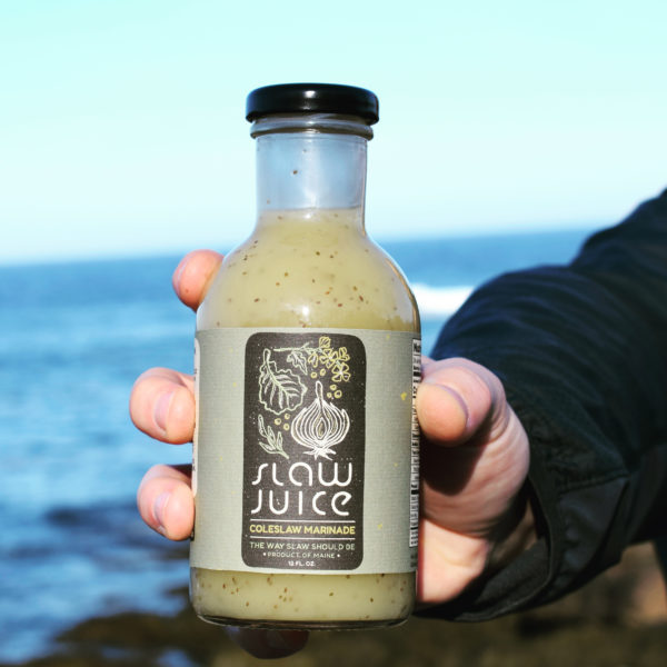 Pint Cove Provisions Slaw Juice Maine